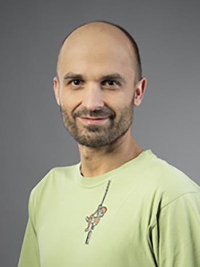 Mgr. David Cihlář, Ph.D.